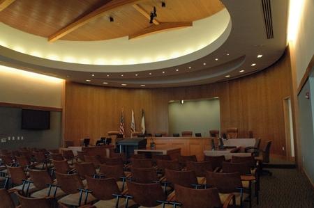 City Hall Chambers