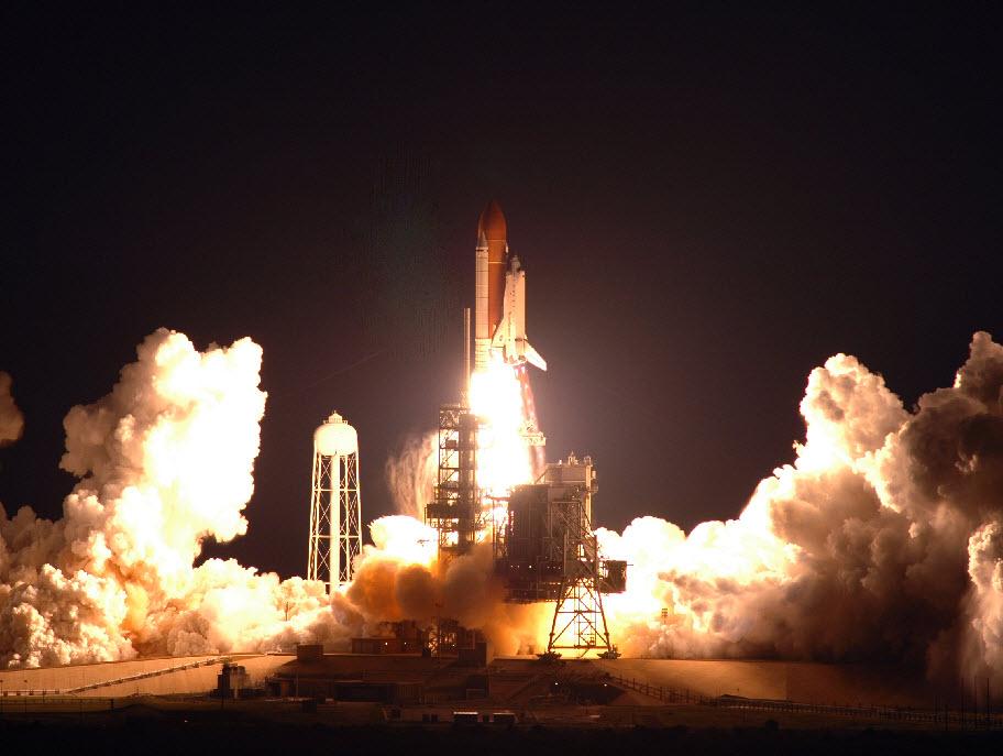 Endeavor Launch Time Endeavor Shuttle Launch
