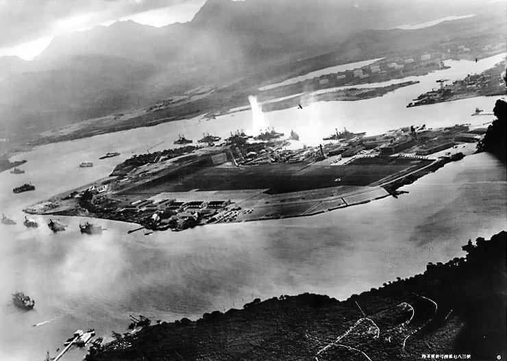 Pearl Harbor Attack—7