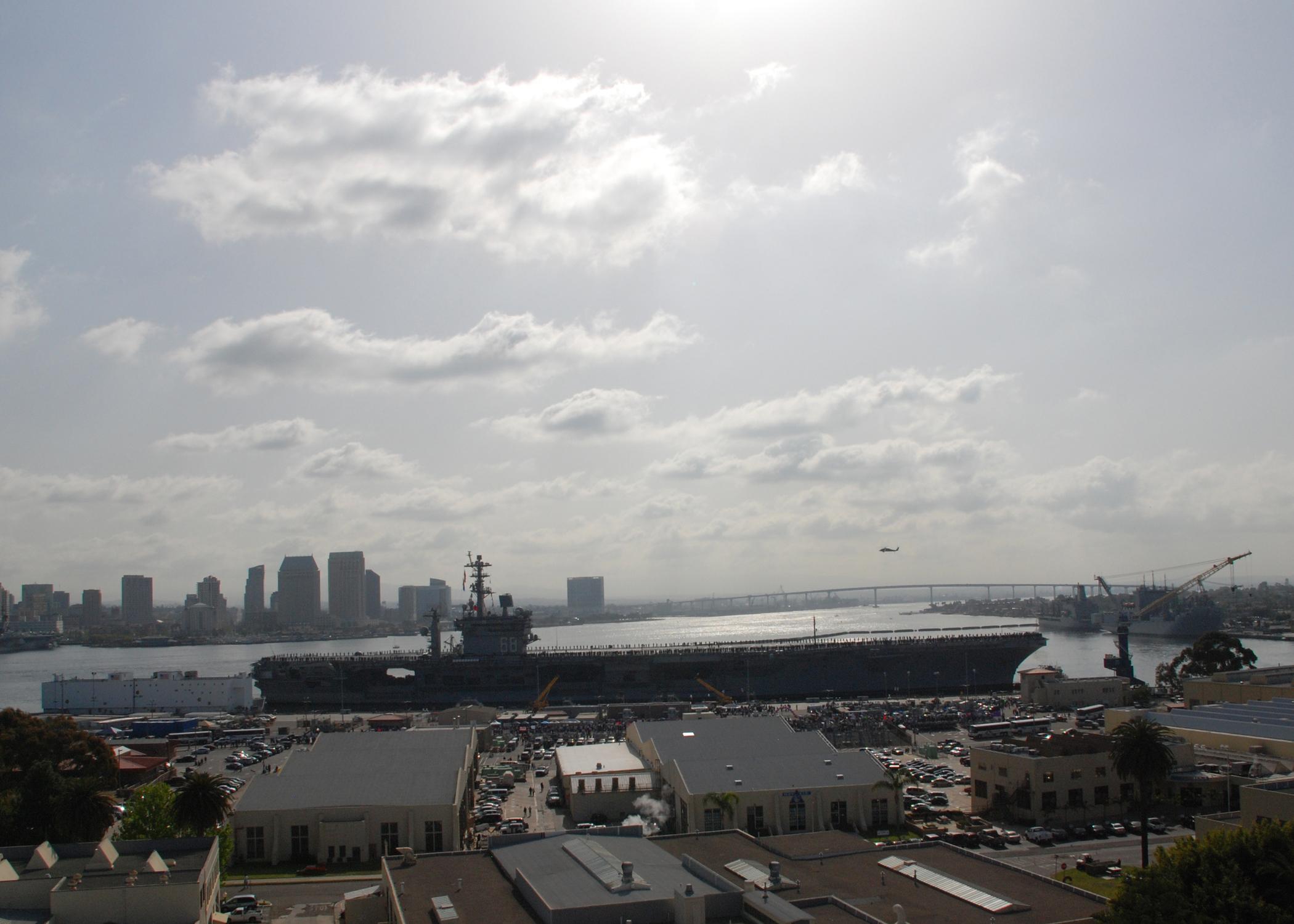 Coronado Common Sense April - Map of us navy 5th fleet area of responsibility