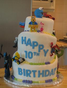 Prime 10Th Birthday Cake Funny Birthday Cards Online Inifodamsfinfo