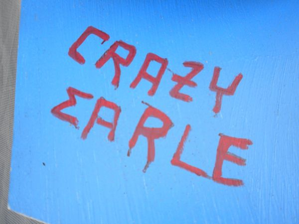 Crazy Earle