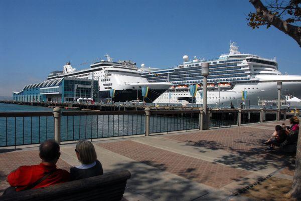 Coronado Common Sense San Diego Unified Port District - Cruise ships in san diego