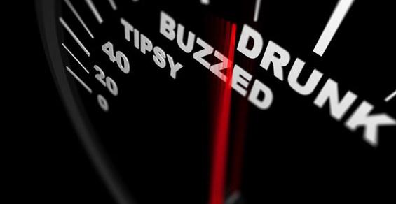 Tipsy:Buzzed:Drunk