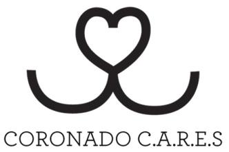 Coronado C.A.R.E.S. Logo