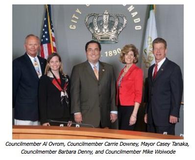 Mayor & Council