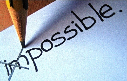 Impossible:possible