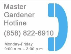 Master Gardener Hotline
