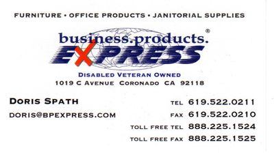 BPE Business Card127