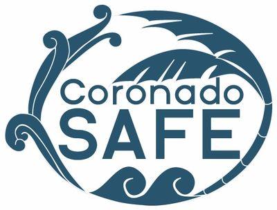 Coronado SAFE logo