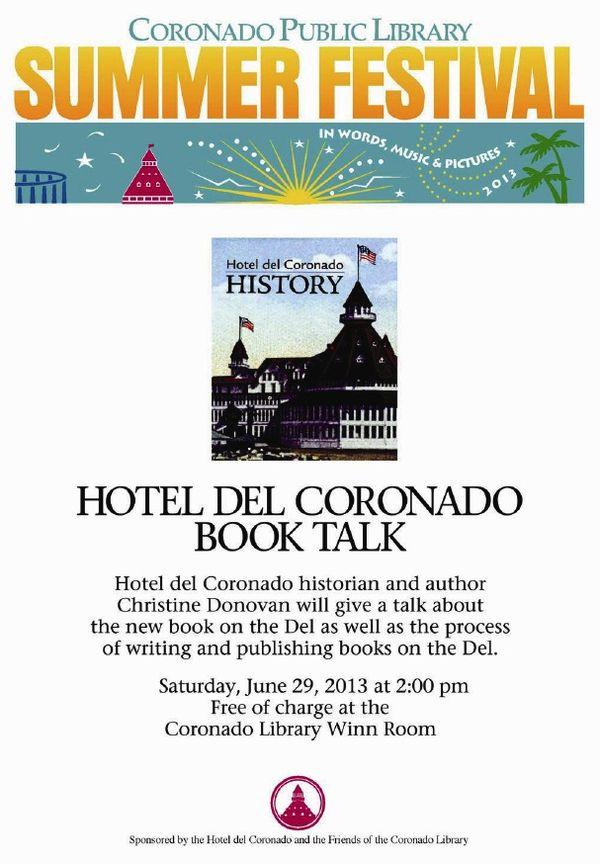 Hotel del book talk
