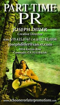 Joe Ditler Part-Time PR