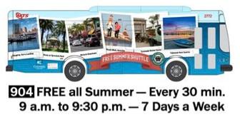 Summer Bus