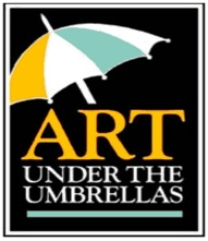 Art Under The Umbrellas
