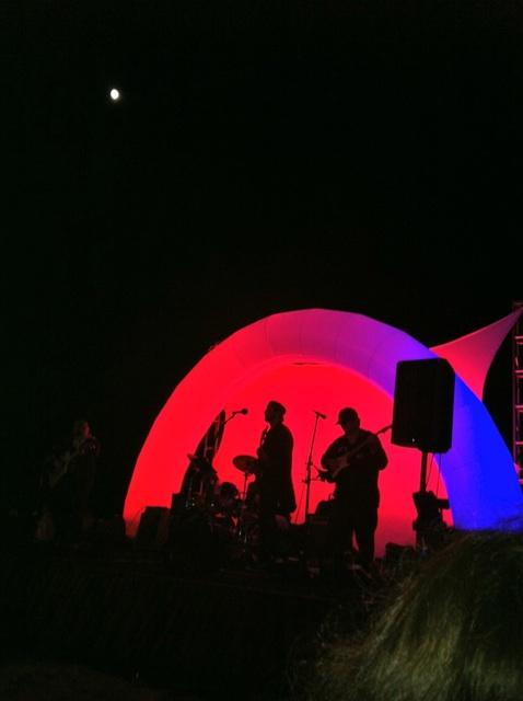 Ron's Garage (Tent)